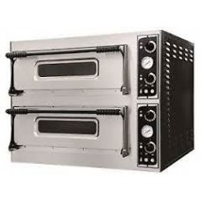 "ITALIAN ELECTRIC PIZZA OVEN DOUBLE DECK giving 2 x (28"" x 28"")"