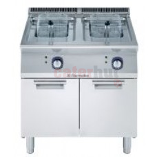 Electrolux 371082 Commercial Fryers Electric Freestanding, Double Pan, Double Basket