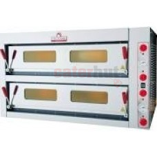 TKD2 Twin deck electric pizza oven'