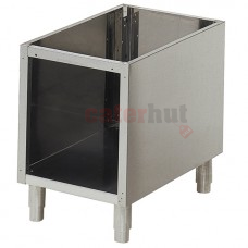 open cabinet for tabletop appliances l=400 mm