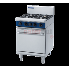 Blue Seal CR6D Ranges 4 Burner Gas