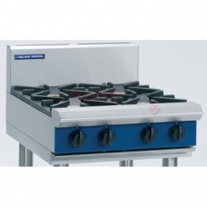 Blue Seal 2 Burner Hob Unit With 300mm Griddle Heavy Duty G514C-B