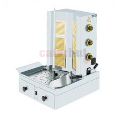 Electric Kebab Machine 3Burner