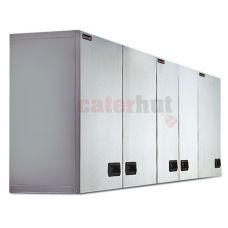 Lincat SS Wall Cupboards WL6
