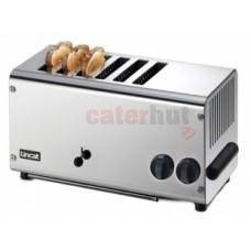 Lincat 6 Slot Toaster LT6X