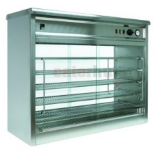Parry Pie Master Extra Large Electric Heated Pie Cabinets PC140
