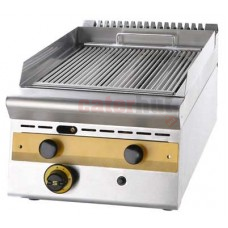 Gas water grill