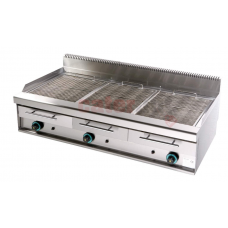 Chargrill, Lavagrill GR3 - 3 Burner Gas