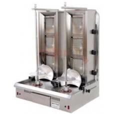 Archway Twin Kebab Machine 3 Burner 3BT