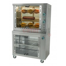 Gas Chicken Rotisseries