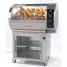 Electric Chicken Rotisseries
