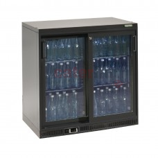 Bottle Cooler - Double Sliding Door 250 Ltr