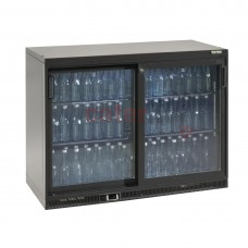 Bottle Cooler - Double Sliding Door 275 Ltr