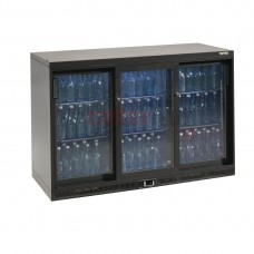 Bottle Cooler - Triple Sliding Door 315 Ltr