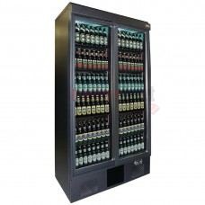 Upright Bottle Cooler - Double Sliding Door 500 Ltr