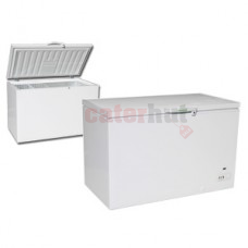 White Lid Chest Freezer 1m Stainless Steel Lid - CF1000S