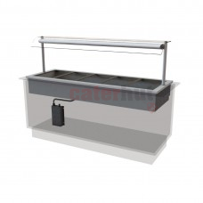 Drop In Dry Heat Bain Marie