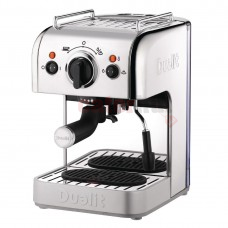 Dualit 3 in 1 Espressivo Coffee Machine Polished Finish
