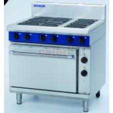 Blue Seal E506D Ranges 6 Burner Electric