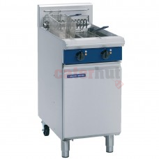 Free Standing Electric Twin Fryer