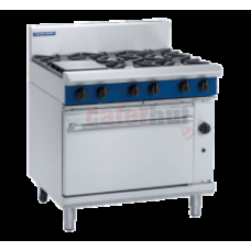 Blue Seal G506D Ranges 6 Burner Gas