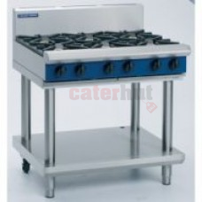 Blue Seal G516D-LS Ranges 6 Burner Gas