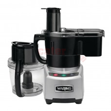 Food Processor with Continuous Feed