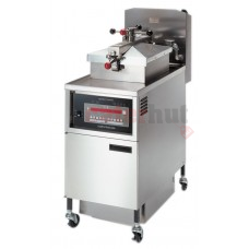 PFG-600 4-head gas pressure fryer