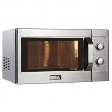 Manual Commercial Microwave Oven 1100W
