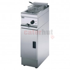 600 Free Standing Single Electric Fryer
