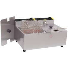 Double Tank Countertop Fryer 2 x 5 Ltr