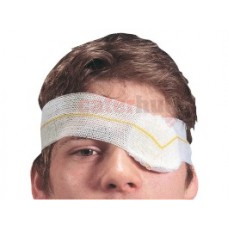Eye Pad And Bandage