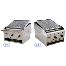 Archway 2BS/2BL Gas Burner Charcoal Grill
