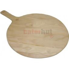 """Wooden Pizza Serving Bats 16"""" / 405mm"""