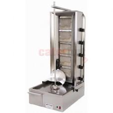 5BSTD – Five Burner Archway Gas Kebab Machine