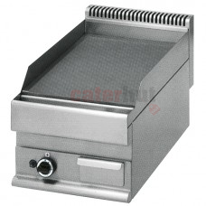 Gas Griddle, Tabletop, 1 Zone, Smooth Plate Or Groove