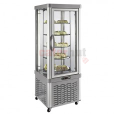 Upright refrigerated Cake Display , 5 Shelves, Ventilated, +2 °C/+10 °C