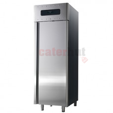 Freezer 700 litres Stainless Steel, GN 2/1, -10°/-30°C