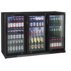 3 Door Refrigerated Bottle Cooler