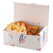 Biodegradable Meal Box 1 x 500