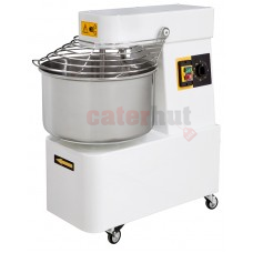 Dough Mixers (Italian) + Wheels + Timer 25kg/32Ltrs