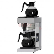 Coffee Brewer with 2 Decanters 1,8 Litres, AUTOMATIC
