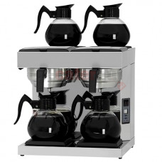 Coffee Brewer With 4 Decanters 1,8 litres, AUTOMATIC