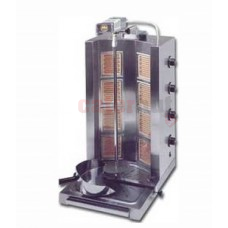 Electric Kebab Machine 4 Burner