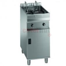 Valentine EVO400, Single Tank, 2 Basket Fryer