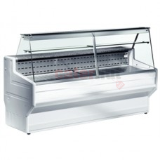 SLIM LINE Deli Counter Only 790mm Deep, Straight Glass, +4 °C/+6 °C