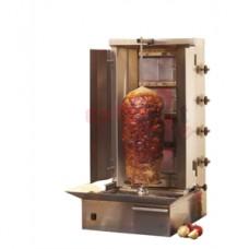 GR80G 600mm 4 Burner Gas Kebab Grill (LPG & Natural Gas)