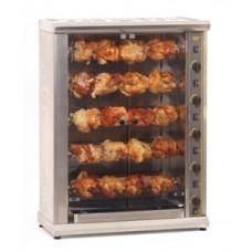 Gas Chicken Rotisserie 18-20 Birds - Model: RBG200
