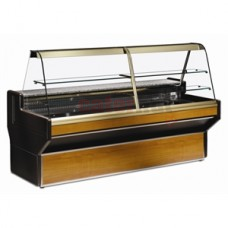 Pastry Cake Counter, 2 shelves,  +4 °C/+6 °C, (5 Sizes Available)