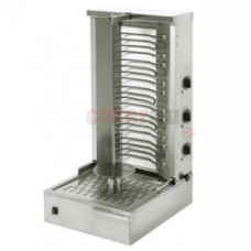 GR60E 600mm Electric Kebab Grill